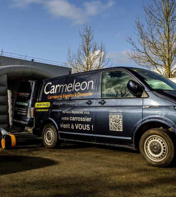 Le camion Carmeleon